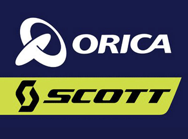 ORICA-SCOTT TEAM DONNE