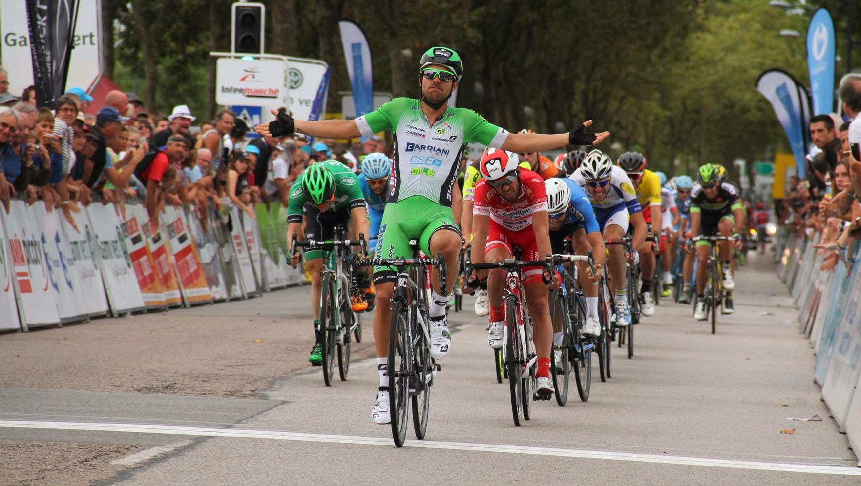 DOUBLE STRIKE FOR BARDIANI-CSF
