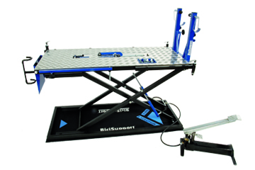 BS103 EVOLUTION: New workbench for E-bike and heavy bicycles