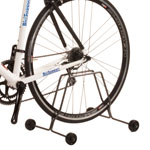 BICYCLE RACK WITH WHEELS